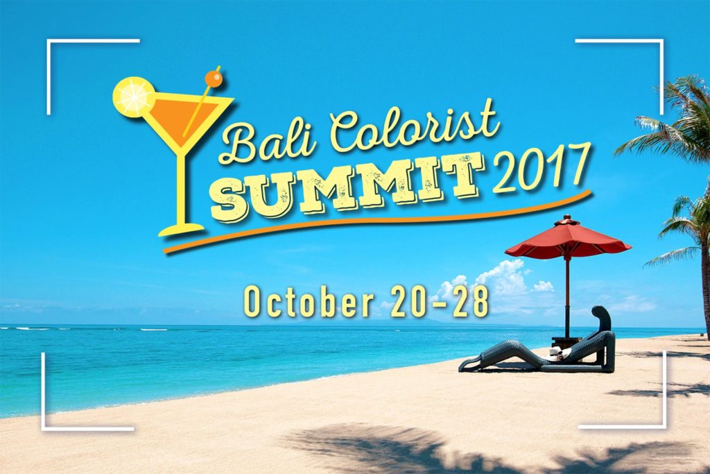 Bali Colorist Summit 2017